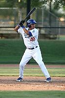 Noel Cuevas - 2012 AZL Dodgers (Bill Mitchell)