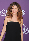 Shania Twain arrives at the 48th Annual Academy of Country Music Awards at the MGM Grand Garden Arena on April 7, 2013<br /> Photo Credit: JEFFREY MAYER:AtlasIcons.com