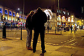 Camden Council Weekend Noise Patrol Service in Camden Town at 2.00am on a Sunday morning.