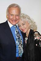 Buzz Aldrin & wife, 10-6-2009Photo by Adam Scull-PHOTOlink.net