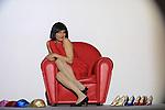 Milano febbraio 2001 Valeria Magli