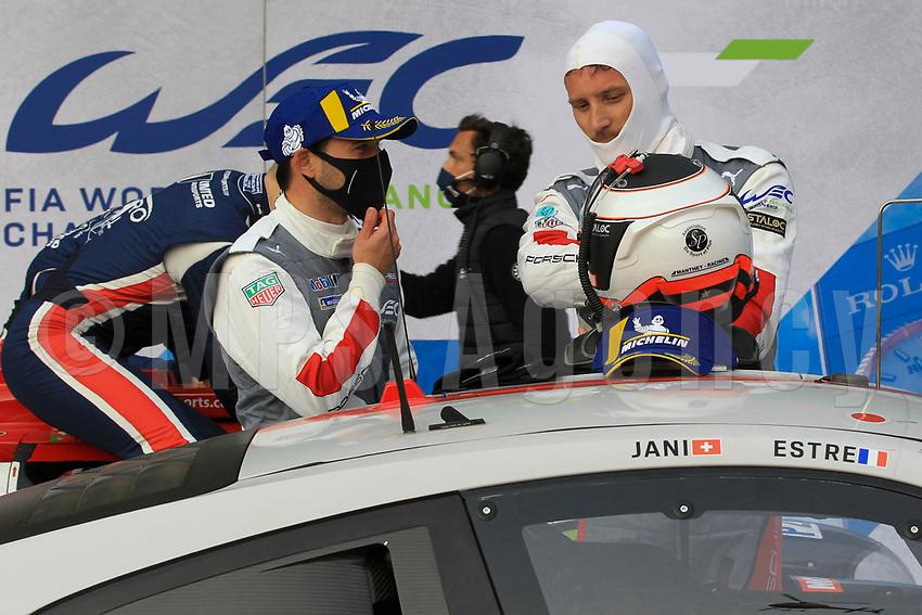 WINNER LMGTE PRO #92 PORSCHE GT TEAM (DEU) PORSCHE 911 RSR – 19 LMGTE PRO - KEVIN ESTRE (FRA) / NEEL JANI (CHE)