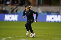 SAN JOSE, CA - DECEMBER 6: Catarina Macario #20 of the Stanford Cardinal during a game between UCLA and Stanford Soccer W at Avaya Stadium on December 6, 2019 in San Jose, California.