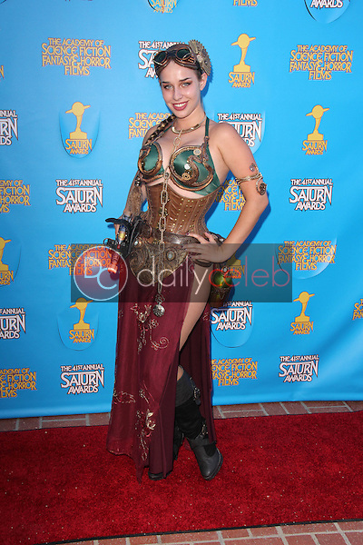 Cosplayer<br />