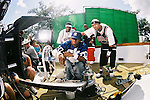 "Lil Wayne aka Weezy aka Dwayne Carter in New Orleans, Louisiana on the set of the Big Tymers video shoot ""Oh Yeah"".  Photo credit: Presswire News/Elgin Edmonds New Orleans, Louisiana - May 8, 2002:  The Cash Money Records ""Big Tymers"" shooting their video ""Oh Yeah"" on Lake Poncthartrain.  Photo credit: Elgin Edmonds / Presswire News"