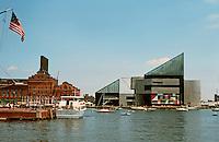 Baltimore:  #7.  National Aquarium.  Photo '85.