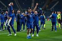 Thiago Silva of Chelsea celebrates after winning the UEFA Champions League Final match between Manchester City and Chelsea at The Estdio do Drago, Porto, Portugal on 29 May 2021. PUBLICATIONxNOTxINxUK Copyright: xAndyxRowlandx PMI-4238-0239 <br /> Oporto 29/05/2021 <br /> Champions League Final <br /> Manchester City Vs Chelsea <br /> Photo Imago/Insidefoto <br /> ITALY ONLY
