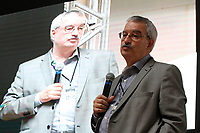 """2017.11.09 - PA - Belém - Brasil: Encontro de Cidades Criativas de Gastronomia - Workshop """" O que a biodiversidade oferece para a gastronomia e o que a gastronomia pode fazer para a biodiversidade. Bráulio Ferreira de Souza Dias."""