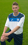 St Johnstone FC Photocall, 2015-16 Season....03.08.15<br /> Stuart Macfarlane U20's Sports Scientist<br /> Picture by Graeme Hart.<br /> Copyright Perthshire Picture Agency<br /> Tel: 01738 623350  Mobile: 07990 594431