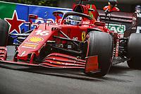 22nd May 2021; Principality of Monaco; F1 Grand Prix of Monaco, qualifying sessions;  16 LECLERC Charles (mco), Scuderia Ferrari SF21