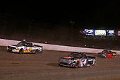 #4: Todd Gilliland, Kyle Busch Motorsports, Toyota Tundra JBL/SiriusXM and #2: Sheldon Creed, GMS Racing, Chevrolet Silverado Chevrolet Accessories