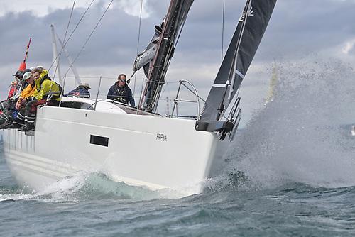 Kinsale yacht Freya (Conor Doyle) Photo: Michael Chester