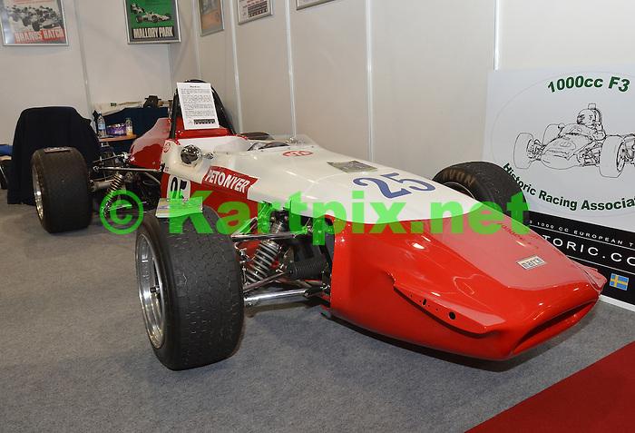 Race Retro International Historic Motorsports Show 2012