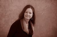 Geraldine Brooks (Sydney, 14 settembre 1955) è una scrittrice e giornalista australiana, vincitrice del Premio Pulitzer per la narrativa nel 2006 con il romanzo  L'Idealista. Pordenonelegge, 17 settembre 2016.  Photo by Leonardo Cendamo/Getty Images