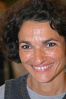 Nadia Bourgne Domaine la Madura St Chinian. Languedoc. Owner winemaker. France. Europe.
