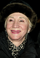 NEW YORK, NY- MARCH 1: Olympia Dukakis arrives for the opening of Howard Katz, held at the Laura Pels Theatre, on March 1, 2007, in New York City. Credit: Joseph Marzullo/MediaPunch