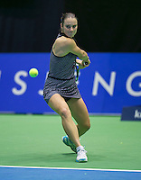 21-12-13,Netherlands, Rotterdam,  Topsportcentrum, Tennis Masters, Bibiane Schoofs (NED)<br /> Photo: Henk Koster