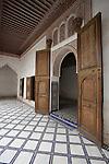 Palast Bahia, Marrakesch, Marokko
