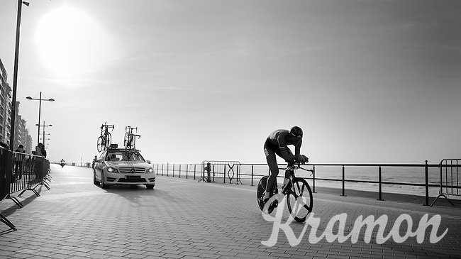 racing next to the sea<br /> <br /> 3 Days of West-Flanders 2014<br /> day 1: TT/prologue Middelkerke 7,0 km