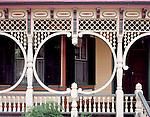 The Gingerbread Mansion.1921 Bull St.Savannah, GE