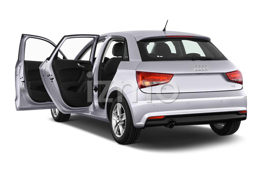 Car images of 2015 Audi A1 Sportback 5 Door Hatchback Doors
