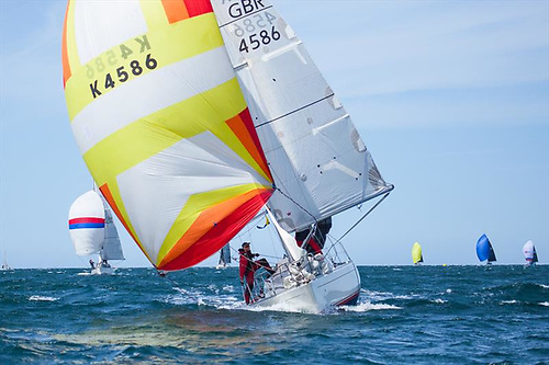 June's Bangor Town Sailing Regatta on Belfast Lough is Cancelled