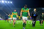 Graham O'Sullivan, Kerry /and David Moran, Kerry after the Munster GAA Football Senior Championship Semi-Final match between Cork and Kerry at Páirc Uí Chaoimh in Cork.