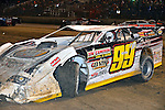 Feb 15, 2014; 9:27:02 PM; Gibsonton, FL., USA; The Lucas Oil Dirt Late Model Racing Series running The 38th Aannual WinterNationals at East Bay Raceway Park.  Mandatory Credit: (thesportswire.net)
