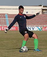 Keith Cardona. Italy defeated the US Under-17 Men's National Team 2-1 in Kaduna, Nigera on November 4th, 2009.