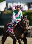 June 07, 2014: Close Hatches with Joel Rosariowins the Ogden Phipps Stakes  on Belmont Stakes day at Belmont Park in Elmont New York. Alex Evers/ESW/CSM