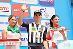 Kristian Sbaragli (ITA) MTN-Qhubeka in 3rd place at the end of Stage 7 of the 2015 Presidential Tour of Turkey running 166km from Selcuk to Izmir. 2nd May 2015.<br /> Photo: Tour of Turkey/Mario Stiehl/www.newsfile.ie