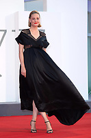 Romola Garai, Miss Marx Premiere, 77th Venice Film Festival in Venice, Italy on September 05, 2020. Photo by Ron Crusow/imageSPACE/MediaPunch PUBLICATIONxNOTxINxUSA Copyright: ximageSPACEx <br /> ITALY ONLY