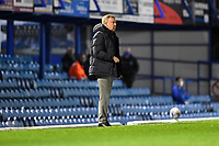 Portsmouth Manager Kenny Jackett during Portsmouth vs Oxford United, Sky Bet EFL League 1 Football at Fratton Park on 24th November 2020