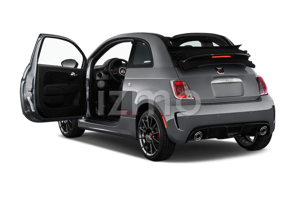 Car images of 2017 Fiat 500c Abarth-Cabrio 2 Door Convertible Doors