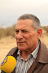 Doron Almog, Director of the Headquarters of Economic and Community Development of the Negev Bedouins in the Israeli Prime Minister's office