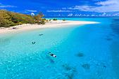 Snorkeling plage de Mouli, Ouvéa, Nouvelle-Calédonie