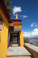 Hermitage on the Kora at Ganden Monastery in Tibet