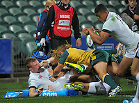 140606 Junior Rugby World Championship - Australia v England