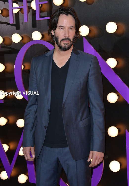 Keanu Reeves @ the premiere of 'The Neon Demon' held @ the Arclight theatre.<br /> June 14, 2016.