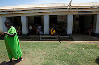 UNFPA South Sudan supports human capacity building in the health sector. Maternity unit of Muniki health centre in Juba, South Sudan.