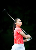Sam Quek MBE (GBR Hockey) during the BMW PGA PRO-AM GOLF at Wentworth Drive, Virginia Water, England on 23 May 2018. Photo by Andy Rowland.