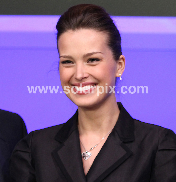 **ALL ROUND PICTURES FROM SOLARPIX.COM**.**SYNDICATION RIGHTS FOR UK, AUSTRALIA, DENMARK, PORTUGAL, S. AFRICA, SPAIN & DUBAI (U.A.E) ONLY**.Petra Nemcova Rings the Closing Bell at Nasdaq in New York City, NY, USA. 15 December 2009..This pic: Petra Nemcova..JOB REF: 10412 PHZ Mayer   DATE: 15_12_2009.**MUST CREDIT SOLARPIX.COM OR DOUBLE FEE WILL BE CHARGED**.**MUST NOTIFY SOLARPIX OF ONLINE USAGE**.**CALL US ON: +34 952 811 768 or LOW RATE FROM UK 0844 617 7637**