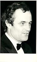 Charles Dutoit<br />  en novembre 1981, date exacte inconnue<br /> <br /> PHOTO :  Agence Quebec Presse
