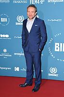 Eddie Marsan<br /> arriving for the British Independent Film Awards 2018 at Old Billingsgate, London<br /> <br /> ©Ash Knotek  D3463  02/12/2018