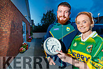 Carrie-Anne Boylan and Gearoid Clifford of Ashgrove who have put back the time of their wedding meal due to the All Ireland Final replay.