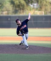 Will Dion - 2021 Arizona League Indians (Bill Mitchell)