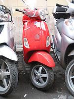 Italian Vespas