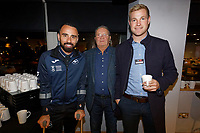Pictured: Leon Britton. Thursday 17 October 2019<br /> Re: Swansea City AFC, City Business Network event at the Liberty Stadium, Wales, UK.