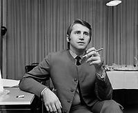 Le musicien belge robert cogoi, 3 Nov 1967