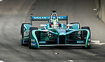 Antonio Felix da Costa of Portugal from MS & AD Andretti Formula E on track at the Formula E Non-Qualifying Practice 3 during the FIA Formula E Hong Kong E-Prix Round 2 at the Central Harbourfront Circuit on 03 December 2017 in Hong Kong, Hong Kong. Photo by Marcio Rodrigo Machado / Power Sport Images